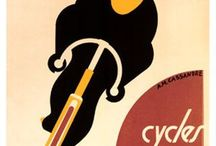 Cycling Poster / Poster