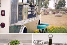 Glamping Cafe / Ideas for a breakfast and lunch cafe at pop-up hotels (glamping) across the U.S.A. / by Emma Frisch