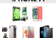 iPhone 7 Cases / The new Apple iPhone 7 and iPhone 7 Plus pre-order starts September 9 and you can get the new iPhone starting September 16! Make sure that you keep your iPhone 7 protected! Here are the best iPhone 7 cases and iPhone 7 Plus cases on the market. Spend the extra $20-$50 to keep your new iPhone 7 protected, it's worth it and when you drop it you will thank me.