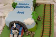 Gâteaux 3D Thomas le train
