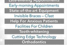Riverside Dental / Treatment list