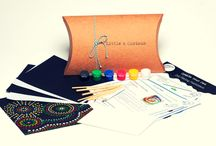 Little & Curious Activity Kits / Activity kits for children aged 4 to 10 years
