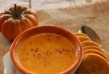 Halloween ja syksy / Syksyyn ja sen juhliin sopivia reseptejä