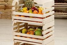 Fruit or veggie storage