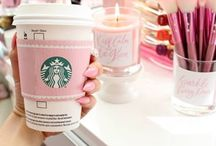 ♡ Starbucks ♡ / Basically Cotten Candy Frappe