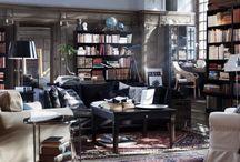 Livingroom Arrangements