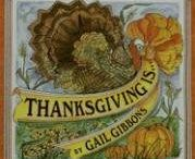 Thanksgiving Books For Children / Telling the story, creating traditions, building character