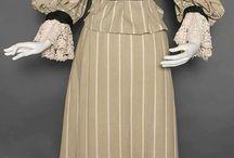 Fashion | 1890's