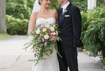 Weddings at Lyndhurst Castle / Images from weddings at Lyndhurst Castle in Tarrytown, NY. Photography by Poppy Studio, Westchester wedding photographer.