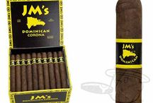 Cigars // JM's Dominican + Nicaraguan / Click through to our site for even more options on shapes and wrappers.