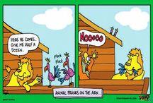 Bijbelse humor