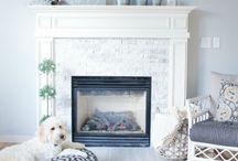 Fireplace / by Amy Khan