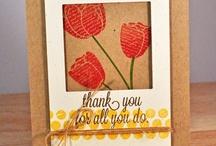 Cards...Floral