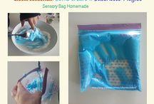 Giochi sensoriali