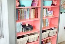 Bookshelf / by Rachel Jackson