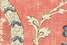 {Fabric+pattern} / Fabric & prints