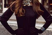 Black elegance / La magie du noir