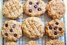Baking With Benefits / Less-processed desserts & healthy snack ideas. / by Jennifer Coté