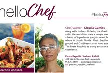 #HelloChef / Discover Greater Fort Lauderdale's culinary royalty as we introduce a new series that reveals their recipe for success!