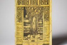 The Architectural Review Covers / A collection of our covers dating back to 1896 - a visual journey of The Architectural Review.