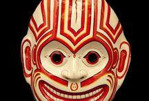 Masks of the world / Masks
