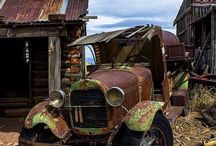 Old Rusted