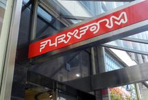 NEW YORK / New FLEXFORM flagship store in New York