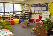 classroom school library