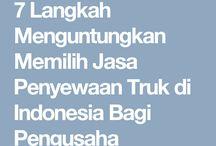 7 Langkah Menguntungkan Memilih Jasa Penyewaan Truk di Indonesia Bagi Pengusaha