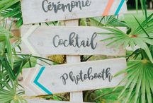 Décoration tropical