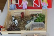 Lente - boerderij & dieren