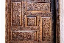 Welcome / Doorways of all types- some intricate by design the others simple