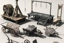 Средневековые объекты