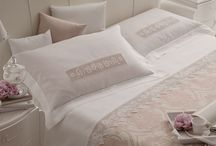 Dantel yatak örtü