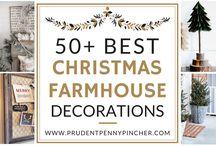 Farmhouse decorating