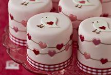 So pretty mini cakes / Mini cake Art
