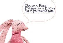 Peggy Quote / Per iniziare bene la giornata...