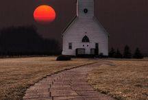 Churches / by Carena Dodd