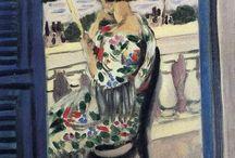 Henri Matisse art: