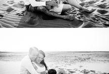 Famille - Camargue / Une séance famille réalisée sur la plage, au coeur de la Camargue. Reportage par Fanny Tiara Photographie.