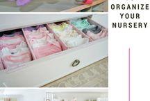 Nursery organizers
