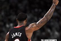 lebron james / by Dave Giovanny Latumahina