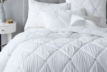 Textiles inspiration / Bedding ideas
