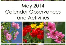 May Theme-Lessons-Activities-Crafts