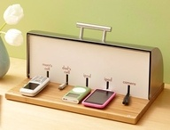 Charger station