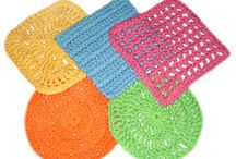 Dishcloths, potholders, towels & trivets / by Cindy Nelson