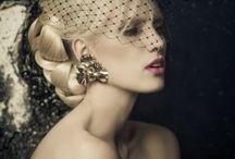 Fashion Noir Hairstyle by Avi Malka