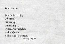 Kendime not..❤️