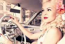 Vintage Hair & Fashion / My love of Vintage/Rockerbilly style: hair, fashion and the make up.
