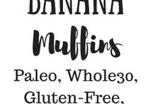 Recipes~ Paleo Desserts / Easy, No Sugar, Quick, Pumpkin, Chocolate, Healthy, Cookies, Best, Simple, Gluten Free, Low Carb, No Bake, Coconut, Brownies, Bananas, Fruit, Dairy Free, Cake, Clean Eating, Apple, Almond Flour, Coconut Flour, Peanut Butter